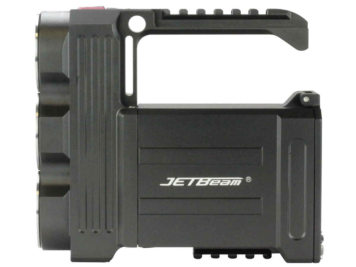 Side profile for JETBeam T8 searchlight
