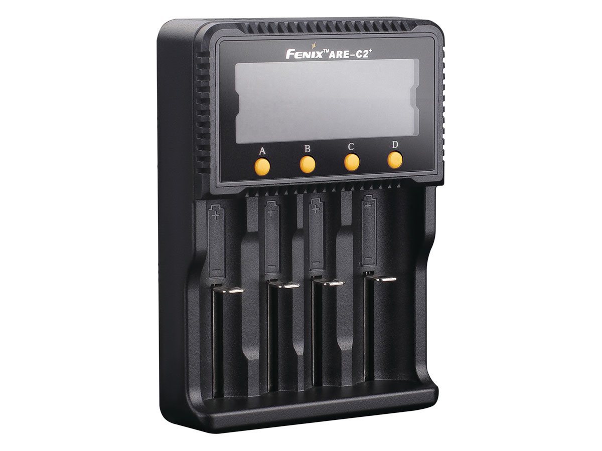 Fenix ARE-C2 4-bay Smart Charger upright