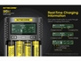 Nitecore UMS4 Charger alternate view 10