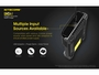 Nitecore UMS4 Charger alternate view 12