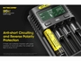Nitecore UMS4 Charger alternate view 14