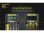Nitecore UMS4 Charger alternate view 15