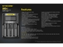 Nitecore UMS4 Charger alternate view 18