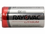Side Shot of the Rayovac RL123A Lithium Photo Battery