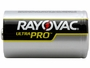 Side Shot of the Rayovac D Ultra Pro Battery