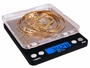 GemOro Platinum XP500 Premium Class Pocket Scale with large tray