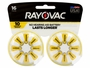 Rayovac 10-16 Size 10 Hearing Aid Batteries
