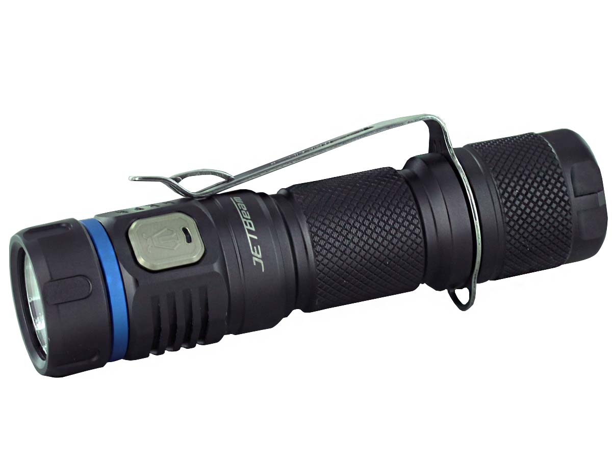 JETBeam E40R EDC Flashlight