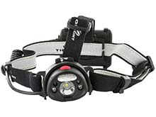 Olight H15S Wave Headlamp With CREE XM-L2 LED - 250 Lumens - Uses 4 x AAA