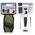 Nite Ize Tone Swipe Cell Phone Holster with Magnetic Closure - Small - Sage (TSCS-03-MAG30)