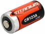 Titanium Innovations CR123A battery