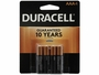 Duracell Coppertop AAA batteries in 4 piece retail card