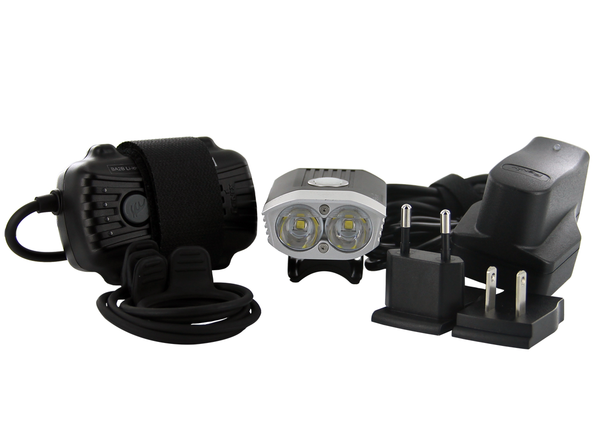 Accessories for Fenix BT30R bike light