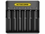 6 Bay Battery Charger