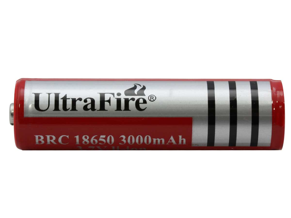 UltraFire FLB 18650 side