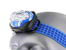 Energizer Vision LED Headlamp - 100 Lumens - Includes 3 x AAAs (HDA32E)