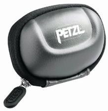 Petzl POCHE Protective Carry Case - Fits ZIPKA Headlamps (E94990)