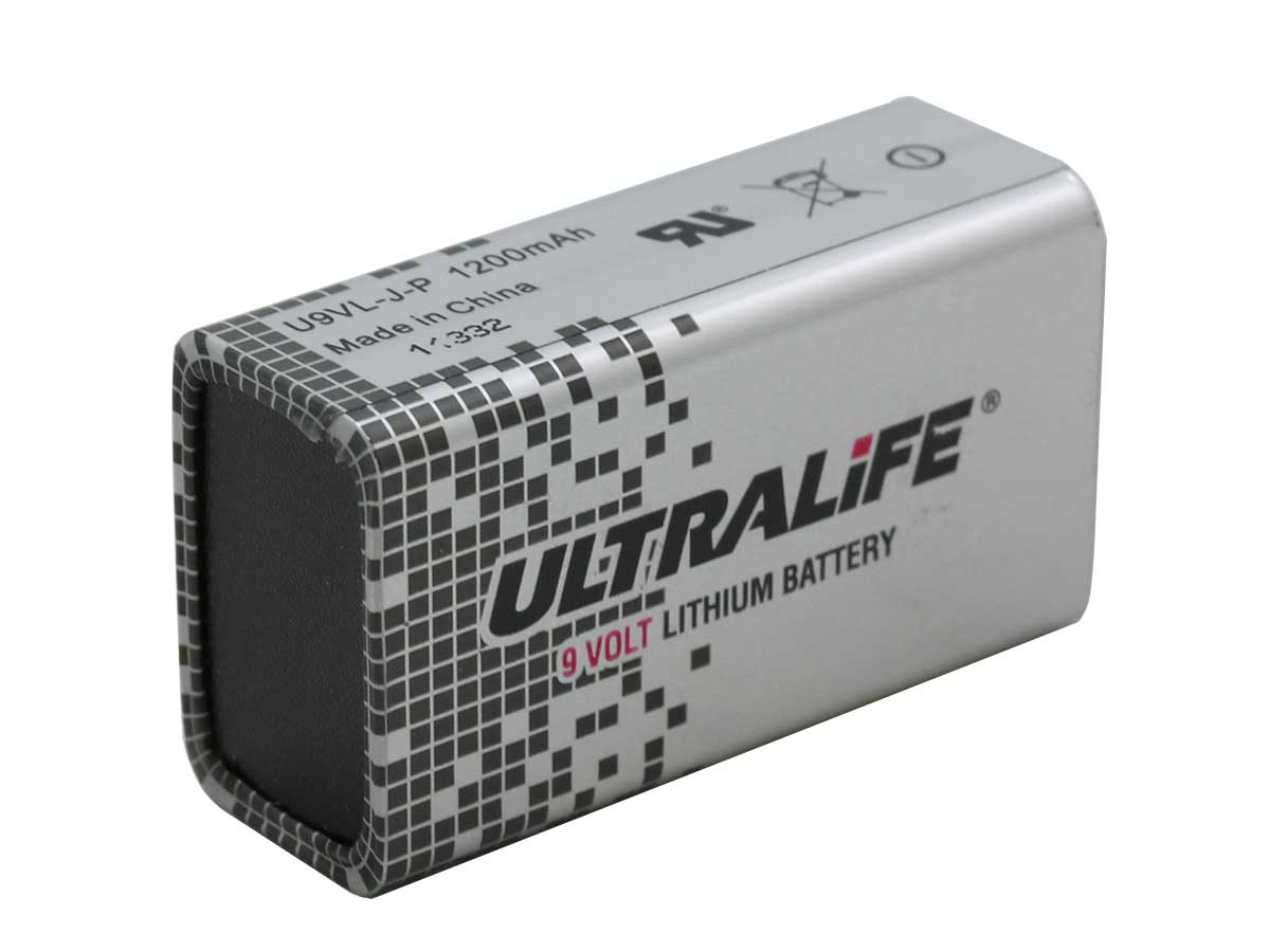 UltraLife rear
