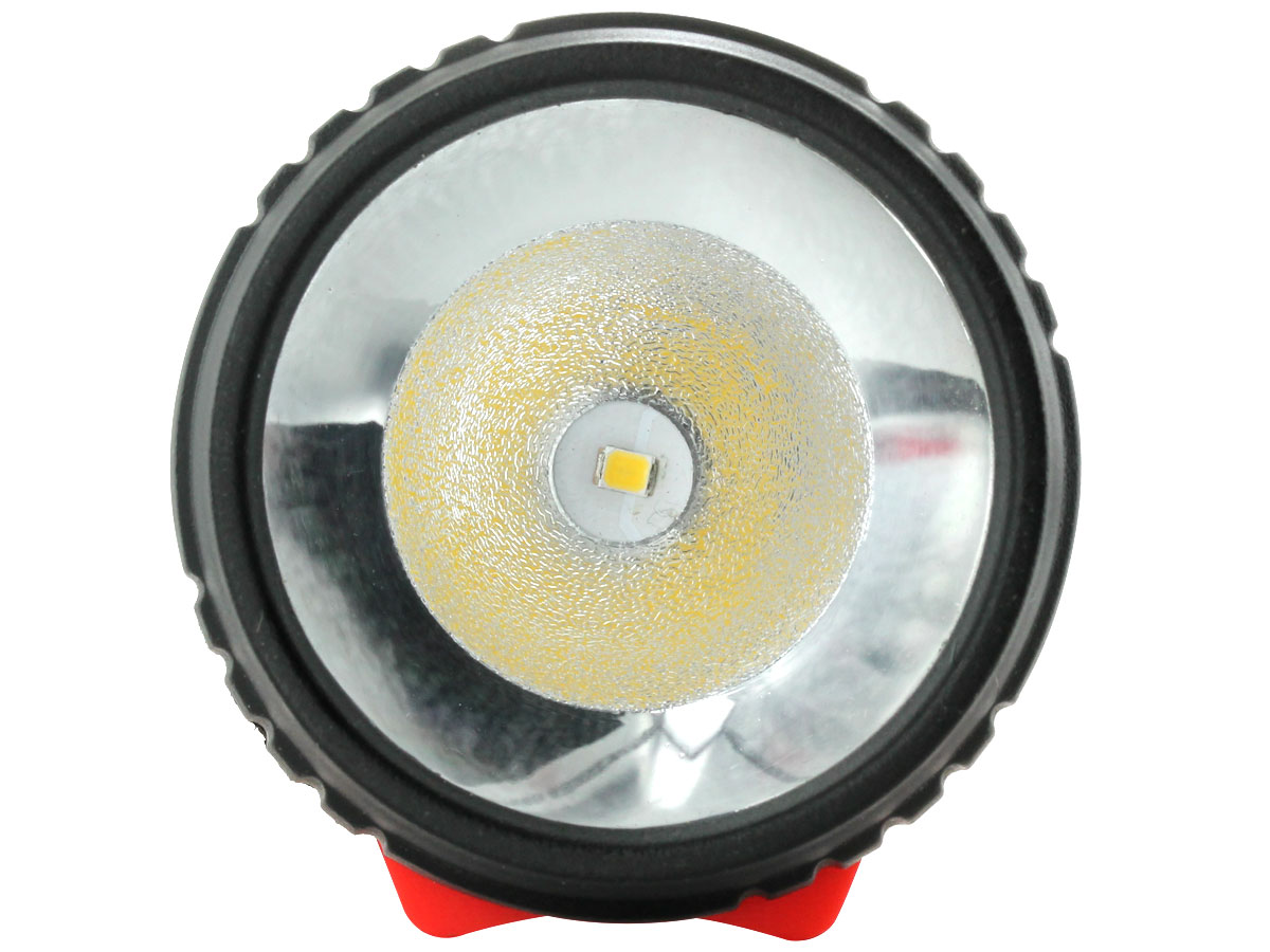 Close up of LED for Eveready Industrial Flashlight