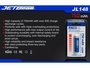 Slide two for JETBeam JL148 14500 battery