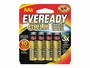 Energizer Eveready A91 batteries in 8 piece retail card