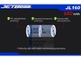 Slide one for JETBeam JL160 RCR123A battery