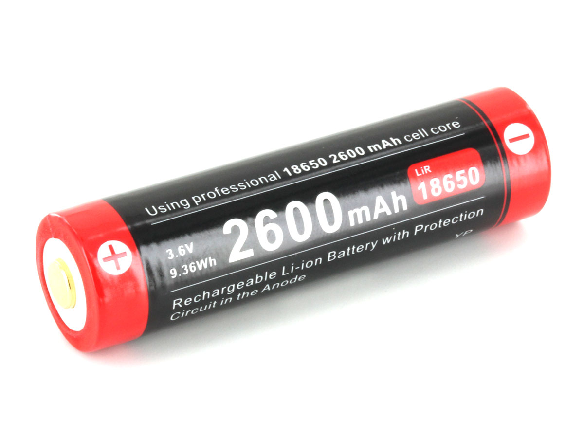 Information guide of the battery safety protections