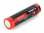 Specs and Warnings for the USB rechargeable battery
