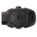 Princeton Tec Switch Rail LED Weapon Light - Picatinny Rail Mount - 10 Lumens - Uses 2 x CR2016s - Black or Tan - Red, White or Infrared Outputs