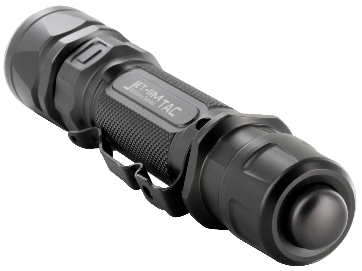 Tactical Tailcap Switch