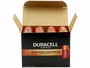 Open Box of 12 Duracell Quantum QU1400 C Batteries