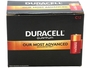 Closed Box of 12 Duracell Quantum QU1400 C Batteries