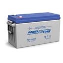 Power-Sonic AGM Deep Cycle PDC-122000 214Ah 12V Rechargeable Sealed Lead Acid (SLA) Battery - T11/B Terminal