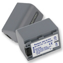Empire BLI-246-13C 1360mAh 7.2V Replacement Lithium Ion (Li-Ion) Digital Camera Battery Pack for the SONY NP-FP70