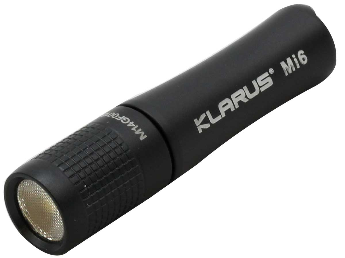Klarus Mi6 Keychain Flashlight