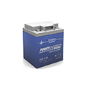 Power-Sonic Power-Gel DCG12-38 38Ah 12V Rechargeable Sealed Lead Acid (SLA) Battery - T6/U Terminal