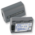 Empire BLI-246C 700mAh 7.2V Replacement Lithium Ion (Li-Ion) Battery Pack for the SONY NP-FP50