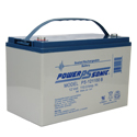 Power-Sonic AGM General Purpose PS-121100 110Ah 12V Rechargeable Sealed Lead Acid (SLA) Battery - B Terminal