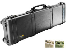 Pelican 1750 Watertight Case With Foam - Comes in 3 Colors