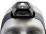 Close Up Front Shot of the Inova STS Headlamp - Black Version