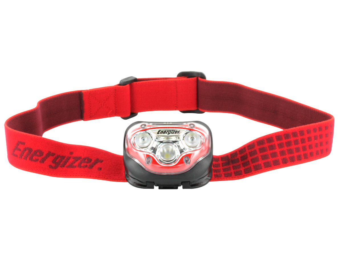 Vision HD Headlamp with Strap