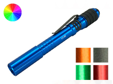 TerraLUX/LightStar LS-90 LED Penlight -  High CRI - 90 Lumens - Includes 2 x AAA Batteries - Available in Various Colors