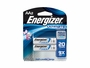 Energizer Ultimate L91 AA batteries in 2 piece retail card