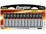 Energizer Max AA batteries in 24 piece retail card