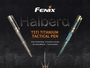 Slide one for Fenix T5 tactical pen