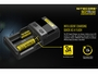 Nitecore SC2 2 Channel Smart Charger alternate view 4