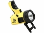 Streamlight Waypoint LED Spotlight propped up on its head stand