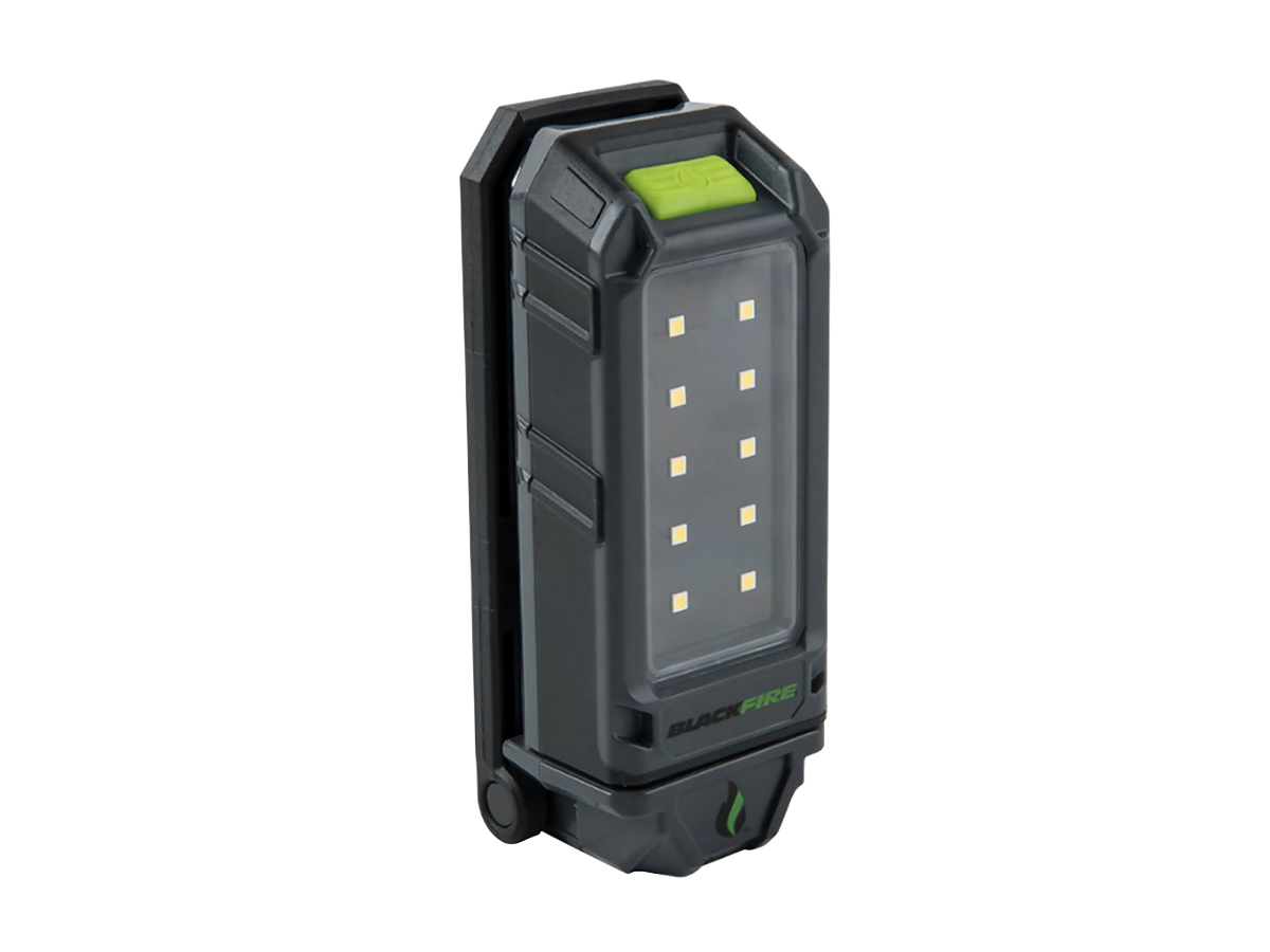 blackfire WLMC1 compact light and power bank without stand or hanging loop