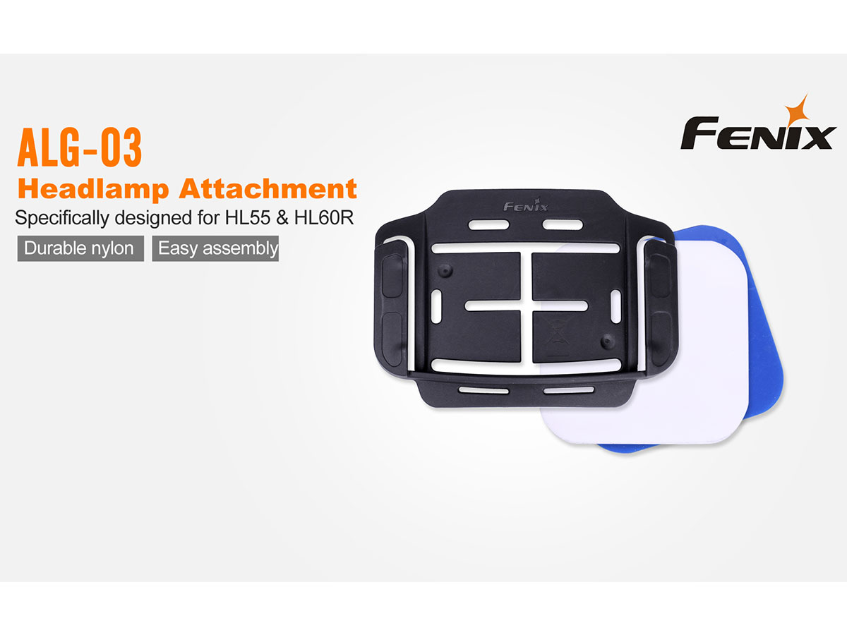 Fenix ALG 03 Easy Assembly