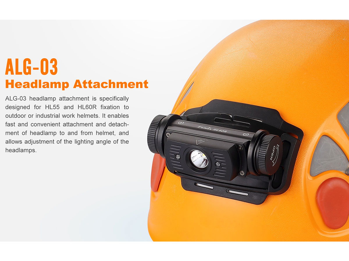 Fenix ALG 03 Headlamp Attachment